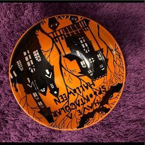 Halloween Bowl, Have a spooktacular Halloween